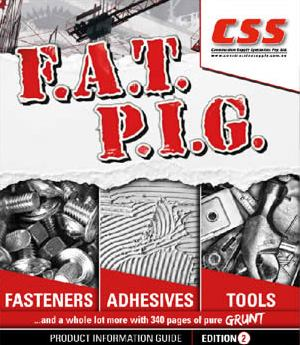 FAT PIG Catalogue